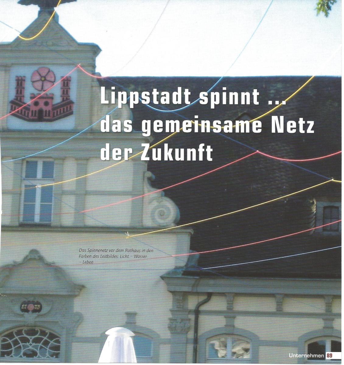 Lippstadt spinnt